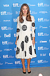 Keira Knightley during the Photo Call for 'The Imitation Game' at the the tiff Bell Lightbox during the 2014 Toronto International Film Festival on September 9, 2014 in Toronto, Canada.