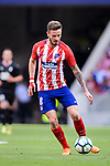 Saul Niguez of Atletico de Madrid in action during the La Liga match between Atletico Madrid and Eibar at Wanda Metropolitano Stadium on May 20, 2018 in Madrid, Spain. Photo by Diego Souto / Power Sport Images