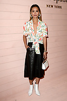 www.acepixs.com<br /> February 9, 2018  New York City<br /> <br /> Jamie Chung attending the Kate Spade presentation, New York Fashion Week, on February 9, 2018 in New York City.<br /> <br /> Credit: Kristin Callahan/ACE Pictures<br /> <br /> <br /> Tel: 646 769 0430<br /> Email: info@acepixs.com