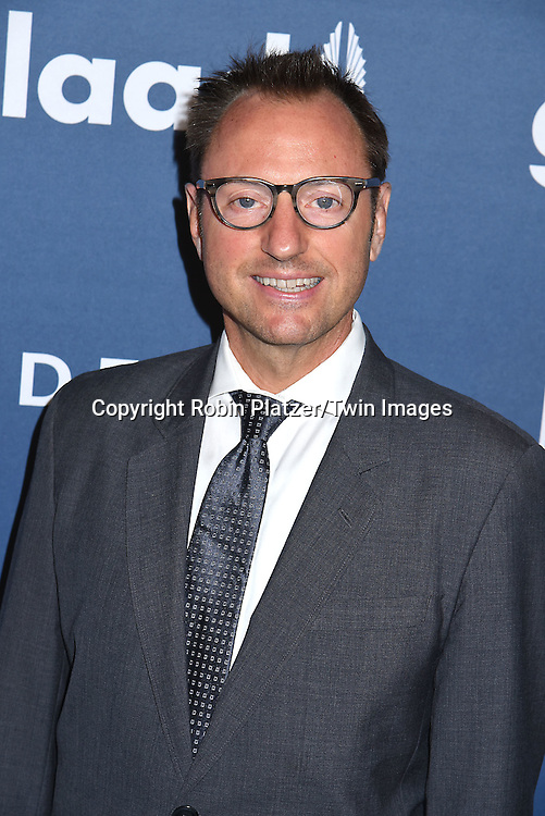 Eric Schaeffer attends the 27th Annual GLAAD Media Awards on May 14, 2016 at the Waldorf Astoria Hotel in New York City, New York, USA.<br /> <br /> photo by Robin Platzer/Twin Images<br />  <br /> phone number 212-935-0770