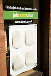 Job Centre plus office, Woodbridge, Suffolk, England