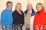 MUSIC: Nicholas Cotter with Linda, Pa and Monnie Wilmot, Rathkeale who were at the Church of the Assumption, Abbeyfeale to hear Finbarr Wright in concert on Friday night..   Copyright Kerry's Eye 2008