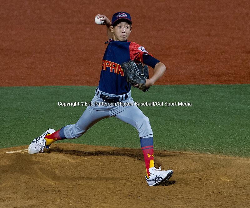 August 15, 2014: Eric Patterson/Ripken Baseball/CSM