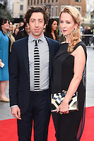 Simon Helberg<br /> arrives for the &quot;Florence Foster Jenkins&quot; European premiere at the Odeon Leicester Square, London<br /> <br /> <br /> &copy;Ash Knotek  D3106 12/04/2016