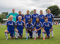 Chelsea Ladies v Birmingham City Ladies - FAWSL - 09/08/2015