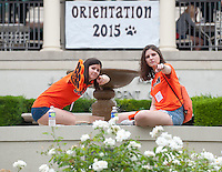2015 Move In, Orientation & Welcome Events