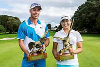 170402 Golf - Akarana Open