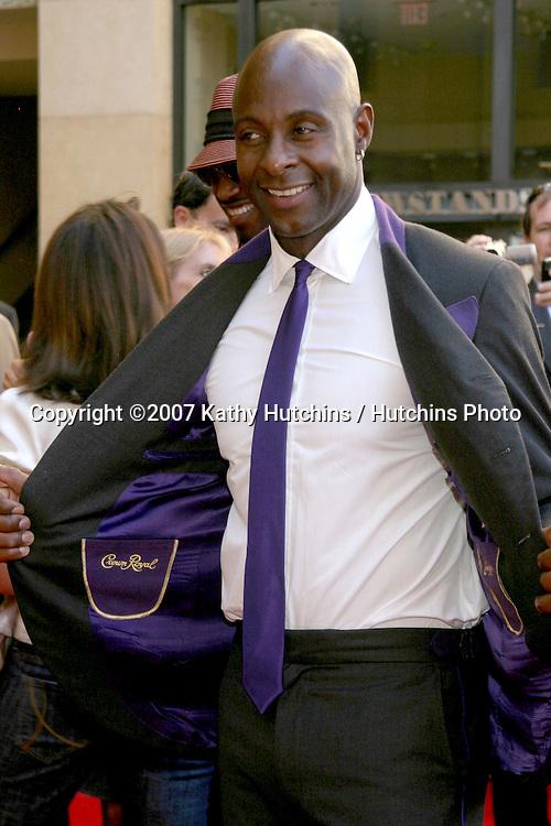 Jerry Rice.ESPY Awards 2007.Kodak Theater.Los Angeles, CA.July 11, 2007.©2007 Kathy Hutchins / Hutchins Photo....