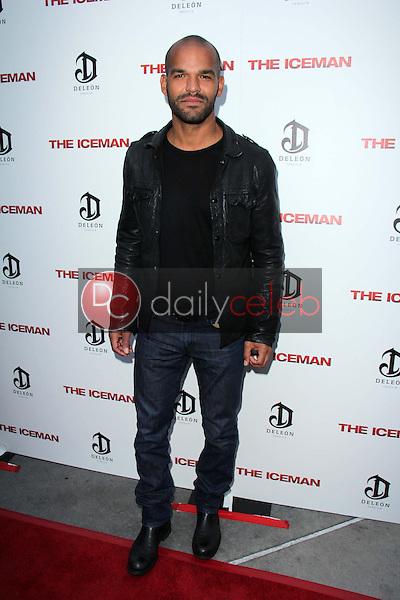 "Amaury Nolasco<br /> at ""The Iceman"" Red Carpet, Arclight Theater, Hollywood, CA 04-22-13<br /> David Edwards/DailyCeleb.Com 818-249-4998"