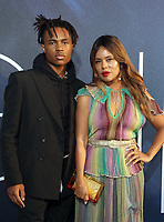 LOS ANGELES, CA - JUNE 4: Kailand Morris, Tomeeka Robyn Bracy, at the Los Angeles Premiere of HBO's Euphoria at the Cinerama Dome in Los Angeles, California on June 4, 2019. <br /> CAP/MPIFS<br /> ©MPIFS/Capital Pictures