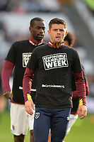Aaron Cresswell during West Ham United vs Burnley, Premier League Football at The London Stadium on 3rd November 2018