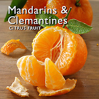 Mandarins Fruit Pictures, Clementines Photos. Food Fotos, Images & Photography