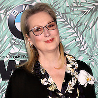 www.acepixs.com<br /> <br /> February 24 2017, LA<br /> <br /> Meryl Streep attending the 10th Annual Women in Film Pre-Oscar Cocktail Party at Nightingale Plaza on February 24, 2017 in Los Angeles, California. <br /> <br /> By Line: Nancy Rivera/ACE Pictures<br /> <br /> <br /> ACE Pictures Inc<br /> Tel: 6467670430<br /> Email: info@acepixs.com<br /> www.acepixs.com