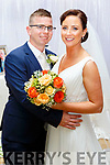 Murphy/McKenna wedding in the Earl of Desmond Hotel on Saturday June 1st