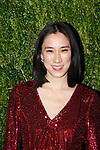 Eva Chen attends the Fifteenth Annual CFDA/Vogue Fashion Fund Awards at the Brooklyn Navy Yard building 28, at 63 Flushing Avenue, on November 5, 2018.