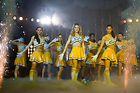 Ashley Benson as head cheerleader Brooke Tippit who is always in the spotlight and the ringleader of the Fab Five in the Lifetime Original Movie 'Fab Five: The Texas Cheerleader Scandal.'