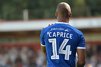 Jake Caprice of Tranmere Rovers during Stevenage vs Tranmere Rovers, Sky Bet EFL League 2 Football at the Lamex Stadium on 4th August 2018