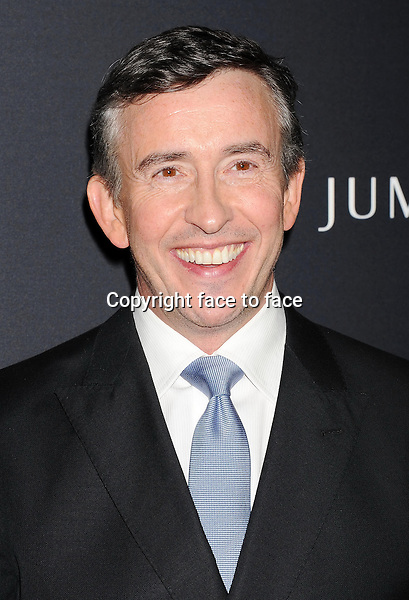 BEVERLY HILLS, CA- FEBRUARY 22: Actor Steve Coogan arrives at the 16th Costume Designers Guild Awards at The Beverly Hilton Hotel on February 22, 2014 in Beverly Hills, California.<br />