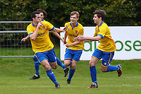 Ampthill Town v Risborough Rangers FC Spartan South Midlands Football League - 17th October 2015