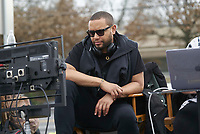 SuperFly (2018) <br /> Director X on the set of <br /> *Filmstill - Editorial Use Only*<br /> CAP/MFS<br /> Image supplied by Capital Pictures