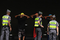 02.02.2020 - Reforço de policiamento na av Paulista em SP