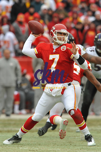 For the third consecutive year the Baltimore Ravens found themselves on the road in a Wildcard Playoff game as they demolished the Chiefs 30 -7.