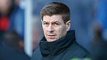 02.02.2019: Rangers v St Mirren: Steven Gerrard
