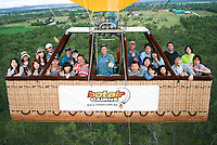 20120415 April 15 Hot Air Balloon Cairns