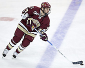 Joe Rooney - The Boston University Terriers defeated the Boston College Eagles 2-1 in overtime in the March 18, 2006 Hockey East Final at the TD Banknorth Garden in Boston, MA.