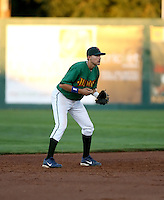 Ryan Flaherty / Boise Hawks ..Photo by:  Bill Mitchell/Four Seam Images