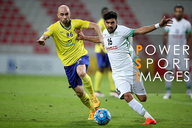 AL NASSR (KSA) vs ZOBAHAN (IRN) during their AFC Champions League Group B match on 04 May 2016 held at the Rashid Stadium, in Dubai, Saudi Arabia. Photo by Stringer / Lagardere Sports