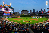 Comerica Park in Detroit, Michigan as the Washington Nationals play the Detroit Tigers at  on Friday, June 28, 2018. The Nationals won the game 3 - 1.<br /> Credit: Ron Sachs / CNP