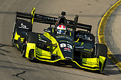 Verizon IndyCar Series<br /> Iowa Corn 300<br /> Iowa Speedway, Newton, IA USA<br /> Sunday 9 July 2017<br /> Charlie Kimball, Chip Ganassi Racing Teams Honda<br /> World Copyright: F. Peirce Williams<br /> LAT Images