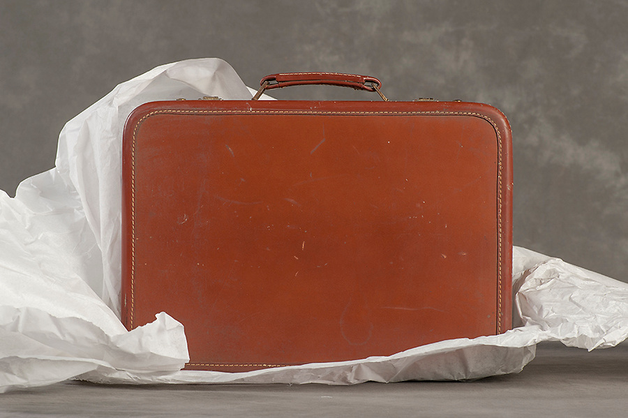 The Willard Suitcase Project Willard Suitcases / Meta L / ©2014 Jon Crispin