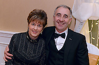 Pictured  at the Kerry Branch of IHF Ball in the Muckross Park Hotel at the weekend were Mary and JohnJoe Culloty, Killarney.<br /> Photo: Don MacMonagle<br /> <br /> Repro free photo