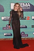 Sabrina Carpenter<br /> MTV EMA Awards 2017 in Wembley, London, England on November 12, 2017<br /> CAP/PL<br /> &copy;Phil Loftus/Capital Pictures