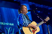 "ST. PAUL, MN JULY 16: John Fogerty performs at the Starkey Hearing Foundation ""So The World May Hear Awards Gala"" on July 16, 2017 in St. Paul, Minnesota. Credit: Tony Nelson/Mediapunch"