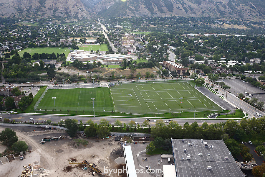 1309-22 3600<br /> <br /> 1309-22 BYU Campus Aerials<br /> <br /> Brigham Young University Campus, Provo, <br /> <br /> Practice Fields, Intramural Recreation Area IWRA<br /> <br /> September 6, 2013<br /> <br /> Photo by Jaren Wilkey/BYU<br /> <br /> &copy; BYU PHOTO 2013<br /> All Rights Reserved<br /> photo@byu.edu  (801)422-7322