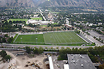 1309-22 3600<br /> <br /> 1309-22 BYU Campus Aerials<br /> <br /> Brigham Young University Campus, Provo, <br /> <br /> Practice Fields, Intramural Recreation Area IWRA<br /> <br /> September 6, 2013<br /> <br /> Photo by Jaren Wilkey/BYU<br /> <br /> © BYU PHOTO 2013<br /> All Rights Reserved<br /> photo@byu.edu  (801)422-7322