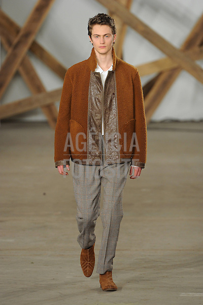 Billy Reid-<br /> New York Fashion Week _Menswear- Inverno 2016<br /> foto: FOTOSITE