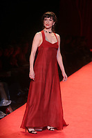 BEBE NEUWIRTH 2006<br /> THE HEART TRUTH''  RED DRESS COLLECTION FASHION SHOW AT BRYANT PARK<br /> Photo By John Barrett/PHOTOlink.net