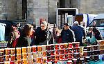 20080202 - France - Aquitaine - Bordeaux<br /> LE MARCHE SAINT-MICHEL, PLACE SAINT-MICHEL A BORDEAUX.<br /> Ref : MARCHE_013.jpg - © Philippe Noisette.