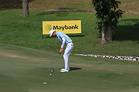 Dylan Frittelli (RSA) in action on the 6th during Round 4 of the Maybank Championship at the Saujana Golf and Country Club in Kuala Lumpur on Saturday 4th February 2018.<br /> Picture:  Thos Caffrey / www.golffile.ie<br /> <br /> All photo usage must carry mandatory copyright credit (© Golffile | Thos Caffrey)