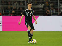 Juan Foyth (Argentinien, Argentina) - 09.10.2019: Deutschland vs. Argentinien, Signal Iduna Park, Freunschaftsspiel<br /> DISCLAIMER: DFB regulations prohibit any use of photographs as image sequences and/or quasi-video.