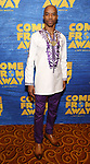 "Rodney Hicks attends the ""Come From Away"" Broadway Opening Night After Party at Gotham Hall on March 12, 2017 in New York City."