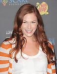 Amanda Righetti  at 3rd Annual Los Angeles Haunted Hayride held at Griffith Park, Old Zoo in Los Angeles, California on October 09,2011                                                                               © 2011 Hollywood Press Agency