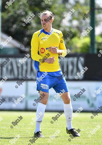 2016-07-31 / Voetbal / Seizoen 2016-2017 / KSV Schriek / Kevin Damoiseau<br /> <br /> Foto: Mpics.be