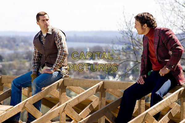 MATTHEW McCONAUGHEY & MATTHEW FOX.in We Are Marshall .**Editorial Use Only**.CAP/FB.Supplied by Capital Pictures
