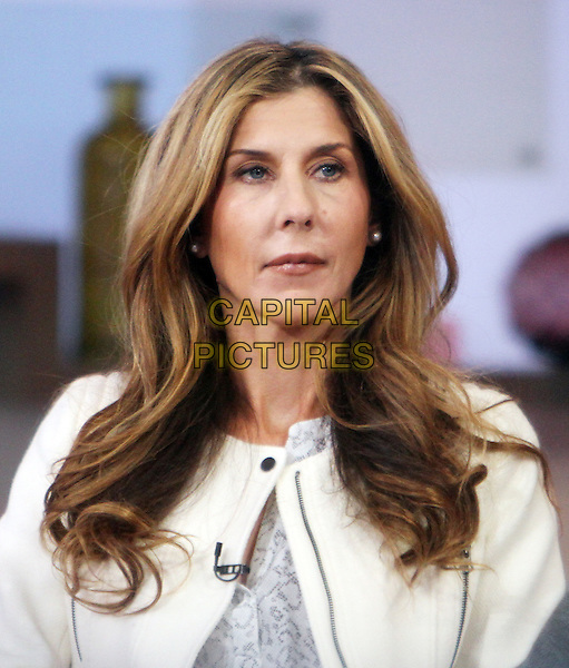 NEW YORK, NY - JANUARY 29: Monica Seles at Good Morning America in New York City on January 29, 2015.  <br /> CAP/MPI/RW<br /> &copy;RW/ MediaPunch/Capital Pictures