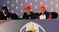 Ryder Cup 2012 Friday Interviews